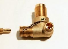 Fittinge und Ventile für Ihre Espressomaschine