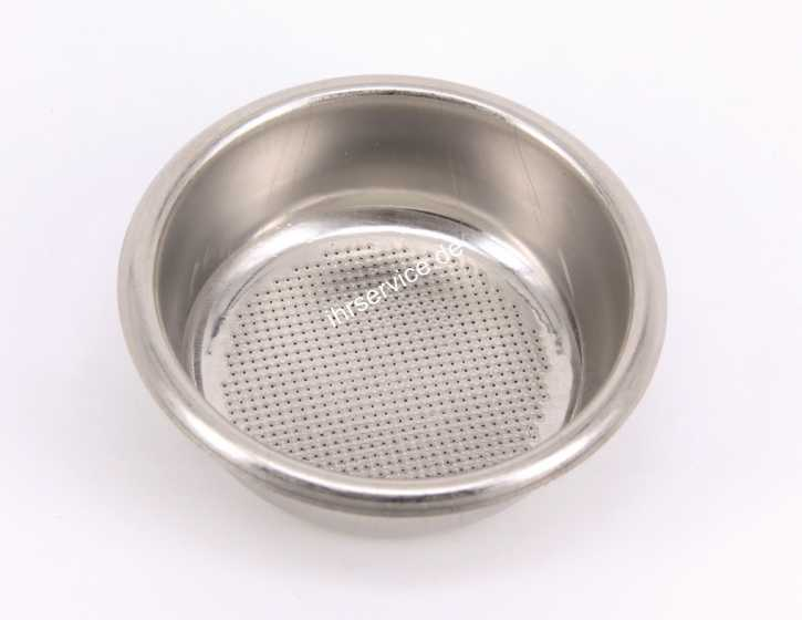2 Tassen-Sieb 60 mm Ø