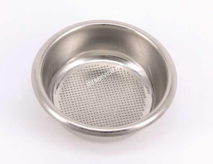 2-Tassen-Sieb 58 mm Ø