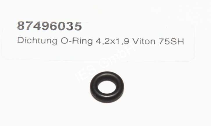 Dichtung O-Ring - schwarz