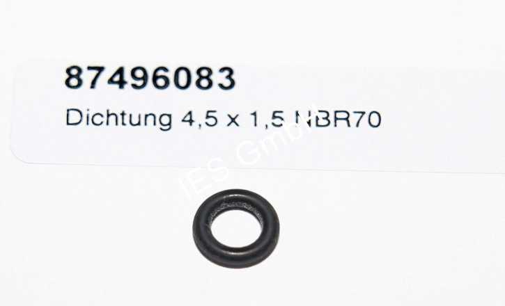 Dichtung O-Ring D4,5x1,5 NBR70