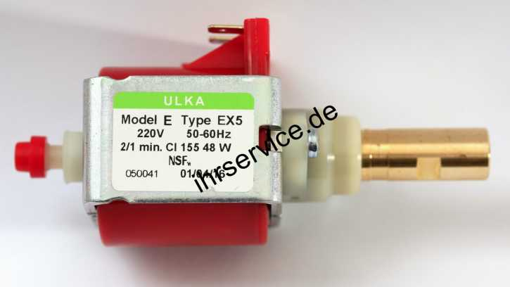 Vibrationspumpe EX5